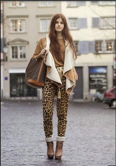Fashion street snap